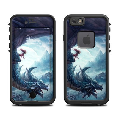Lifeproof iPhone 6 Fre Case Skin - Flying Dragon