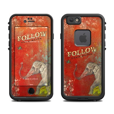 Lifeproof iPhone 6 Fre Case Skin - Follow Your Bliss