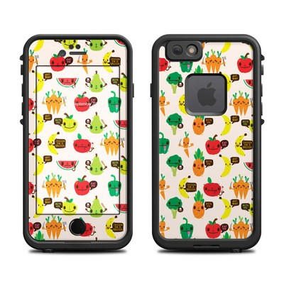Lifeproof iPhone 6 Fre Case Skin - Fooditude