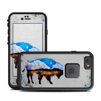 Lifeproof iPhone 6 Fre Case Skin - Force