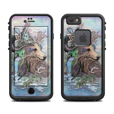 Lifeproof iPhone 6 Fre Case Skin - Forest Warden