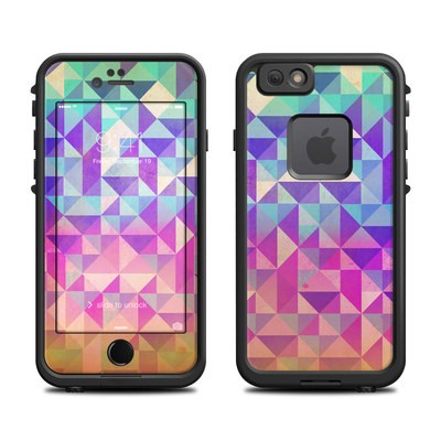 Lifeproof iPhone 6 Fre Case Skin - Fragments