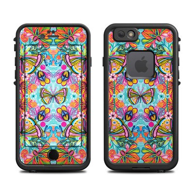 Lifeproof iPhone 6 Fre Case Skin - Free Butterfly