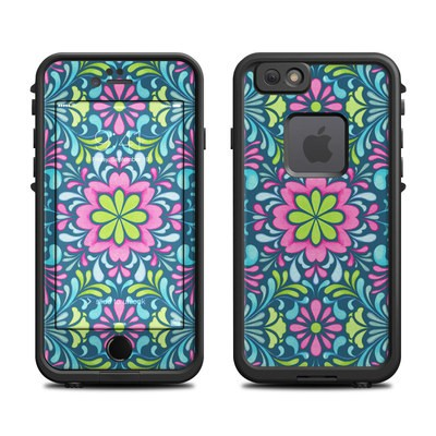 Lifeproof iPhone 6 Fre Case Skin - Freesia
