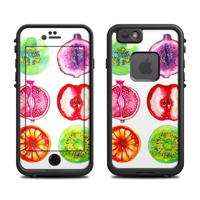 Lifeproof iPhone 6 Fre Case Skin - Fruits