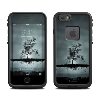 Lifeproof iPhone 6 Fre Case Skin - Flying Tree Black