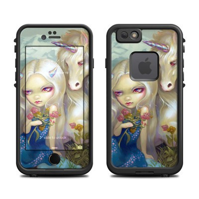Lifeproof iPhone 6 Fre Case Skin - Fiona Unicorn