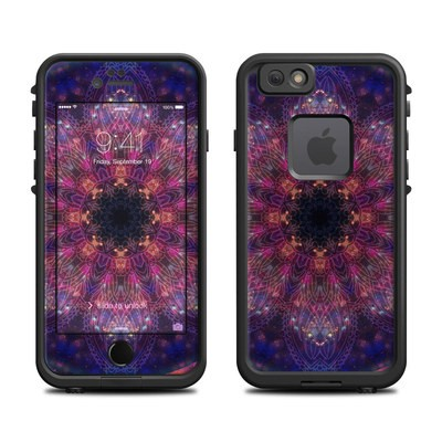 Lifeproof iPhone 6 Fre Case Skin - Galactic Mandala