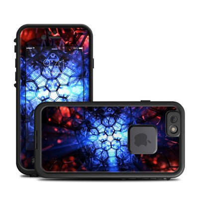 Lifeproof iPhone 6 Fre Case Skin - Geomancy
