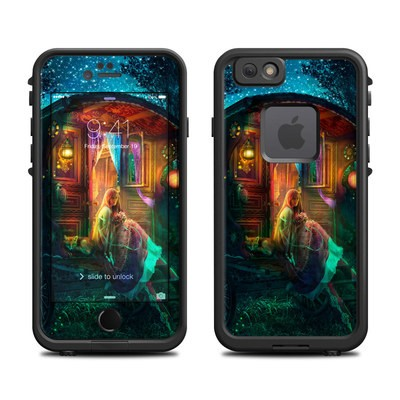 Lifeproof iPhone 6 Fre Case Skin - Gypsy Firefly