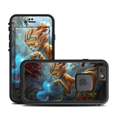 Lifeproof iPhone 6 Fre Case Skin - Ghost Centipede