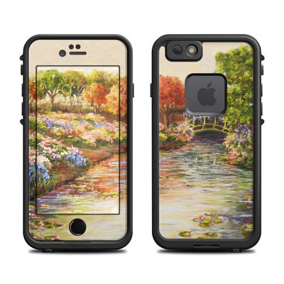 Lifeproof iPhone 6 Fre Case Skin - Giverny Forever