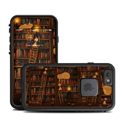 Lifeproof iPhone 6 Fre Case Skin - Google Data Center