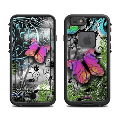 Lifeproof iPhone 6 Fre Case Skin - Goth Forest