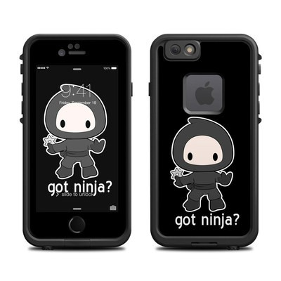 Lifeproof iPhone 6 Fre Case Skin - Got Ninja