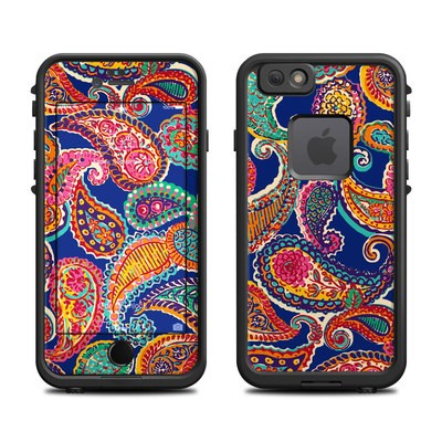 Lifeproof iPhone 6 Fre Case Skin - Gracen Paisley