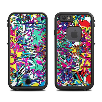 Lifeproof iPhone 6 Fre Case Skin - Graf