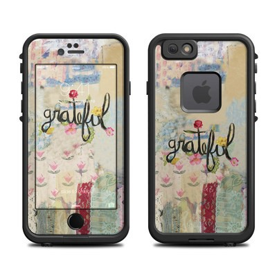 Lifeproof iPhone 6 Fre Case Skin - Grateful