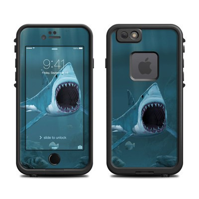 Lifeproof iPhone 6 Fre Case Skin - Great White