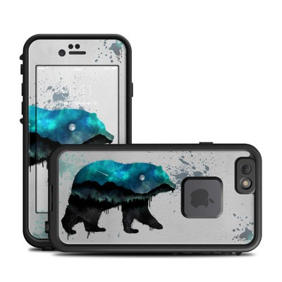 Lifeproof iPhone 6 Fre Case Skin - Grit