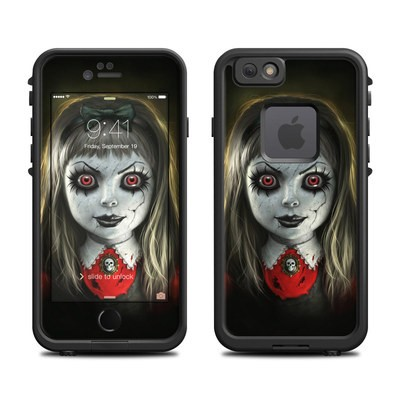 Lifeproof iPhone 6 Fre Case Skin - Haunted Doll