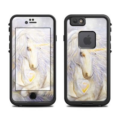 Lifeproof iPhone 6 Fre Case Skin - Heart Of Unicorn