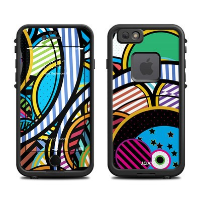 Lifeproof iPhone 6 Fre Case Skin - Hula Hoops