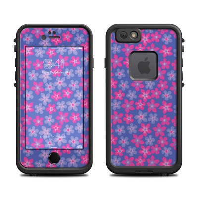 Lifeproof iPhone 6 Fre Case Skin - Hibiscus