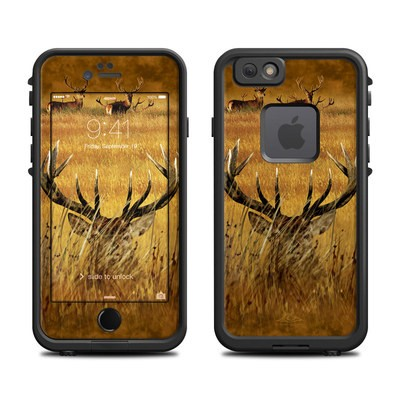Lifeproof iPhone 6 Fre Case Skin - Hiding Buck