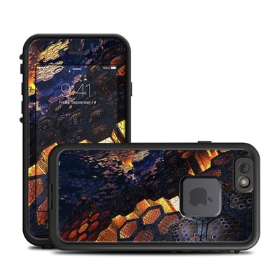 Lifeproof iPhone 6 Fre Case Skin - Hivemind