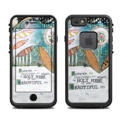 Lifeproof iPhone 6 Fre Case Skin - Holy Mess