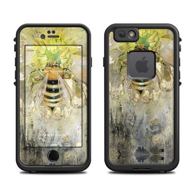 Lifeproof iPhone 6 Fre Case Skin - Honey Bee