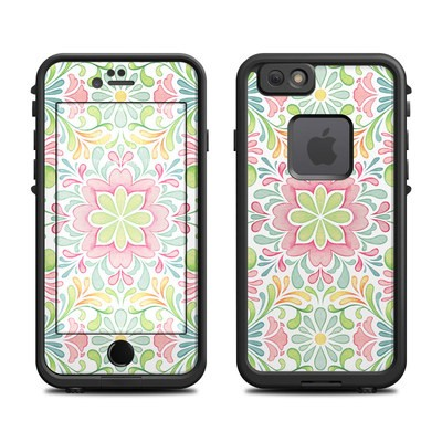 Lifeproof iPhone 6 Fre Case Skin - Honeysuckle