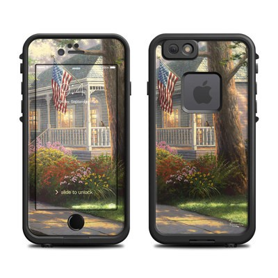 Lifeproof iPhone 6 Fre Case Skin - Hometown Pride