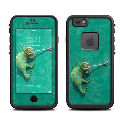 Lifeproof iPhone 6 Fre Case Skin - Iguana