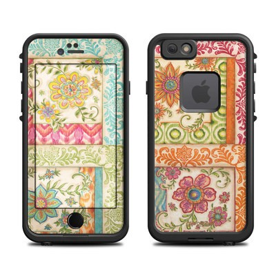 Lifeproof iPhone 6 Fre Case Skin - Ikat Floral