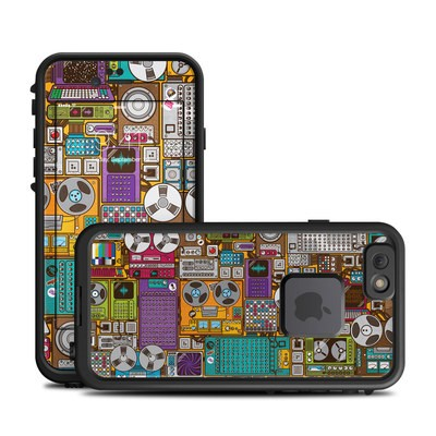 Lifeproof iPhone 6 Fre Case Skin - In My Pocket