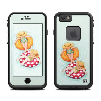 Lifeproof iPhone 6 Fre Case Skin - Inner Tube Girls