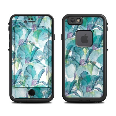 Lifeproof iPhone 6 Fre Case Skin - Iris Petals