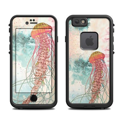 Lifeproof iPhone 6 Fre Case Skin - Jellyfish