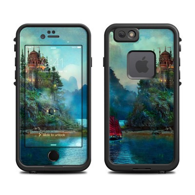 Lifeproof iPhone 6 Fre Case Skin - Journey's End