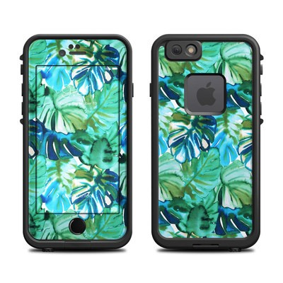 Lifeproof iPhone 6 Fre Case Skin - Jungle Palm