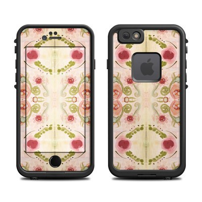 Lifeproof iPhone 6 Fre Case Skin - Kali Floral