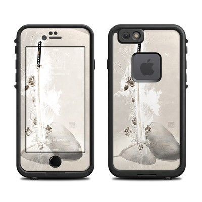 Lifeproof iPhone 6 Fre Case Skin - Katana Gold