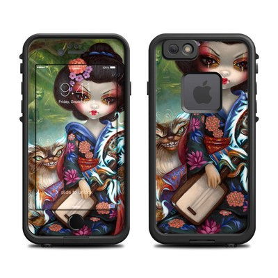 Lifeproof iPhone 6 Fre Case Skin - Kirin and Bakeneko