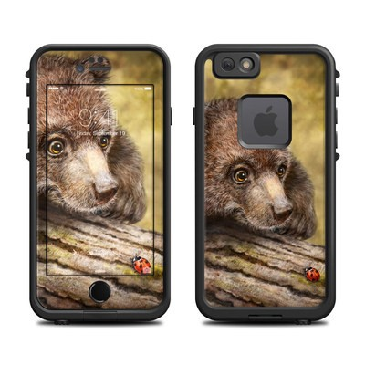 Lifeproof iPhone 6 Fre Case Skin - Kodiak Cub