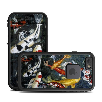 Lifeproof iPhone 6 Fre Case Skin - Koi's Happiness