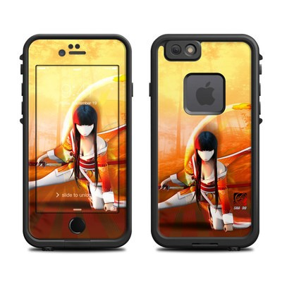 Lifeproof iPhone 6 Fre Case Skin - Kokeshi 4