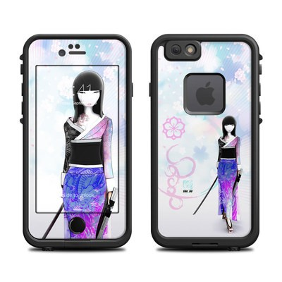 Lifeproof iPhone 6 Fre Case Skin - Kokeshi Haru
