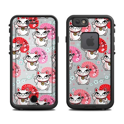 Lifeproof iPhone 6 Fre Case Skin - Kyoto Kitty